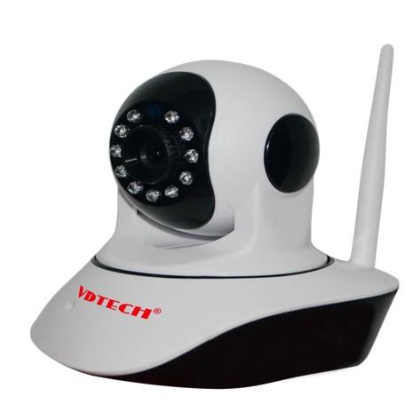 Camera VDT IP hồng ngoại không dây VDTECH VDT-126IPWS 1.0 - 3297988 , 730972121 , 322_730972121 , 929000 , Camera-VDT-IP-hong-ngoai-khong-day-VDTECH-VDT-126IPWS-1.0-322_730972121 , shopee.vn , Camera VDT IP hồng ngoại không dây VDTECH VDT-126IPWS 1.0