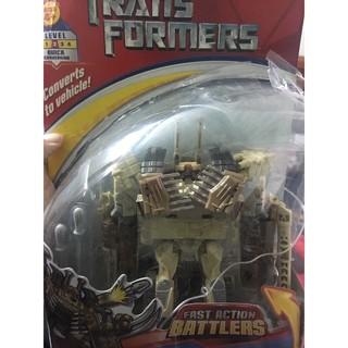 Robot Transformers Brawl FAB Hasbro