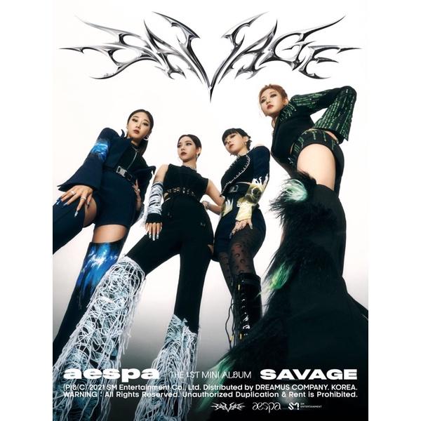 Album Savage aespa