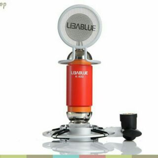Micro hát karaoke trên máy tính – LibaBlue K800