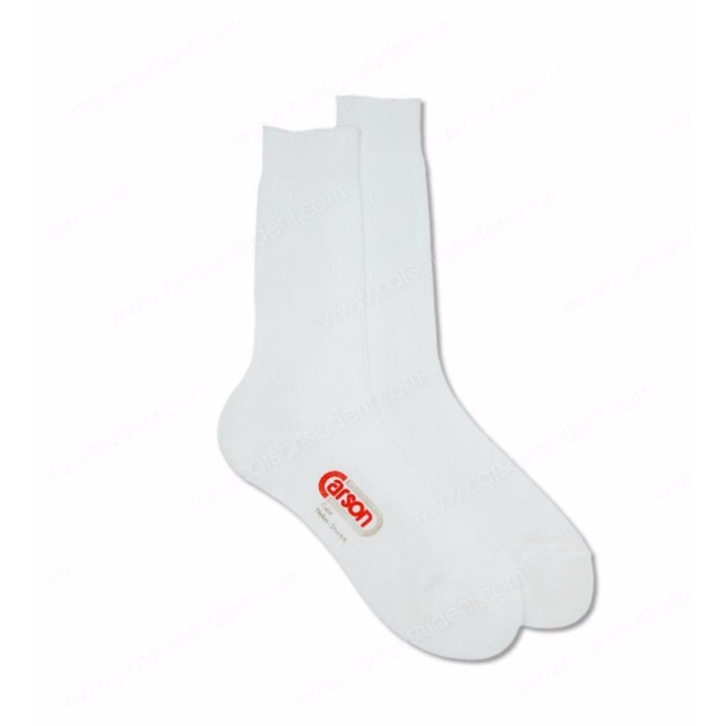 Carson Socks ถุงเท้านักเรียน ( Pack 6 คู่ )arson Socks ถุงเท้านักเรียน ( Pack 6 คู่ )