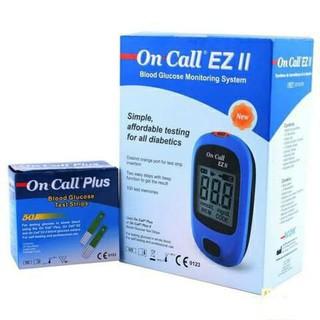 Máy đo đường huyết On Call EZ II thumbnail