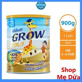 (CHÍNH HÃNG) Sữa bột Abbott Grow Gold 3+ 900g thumbnail