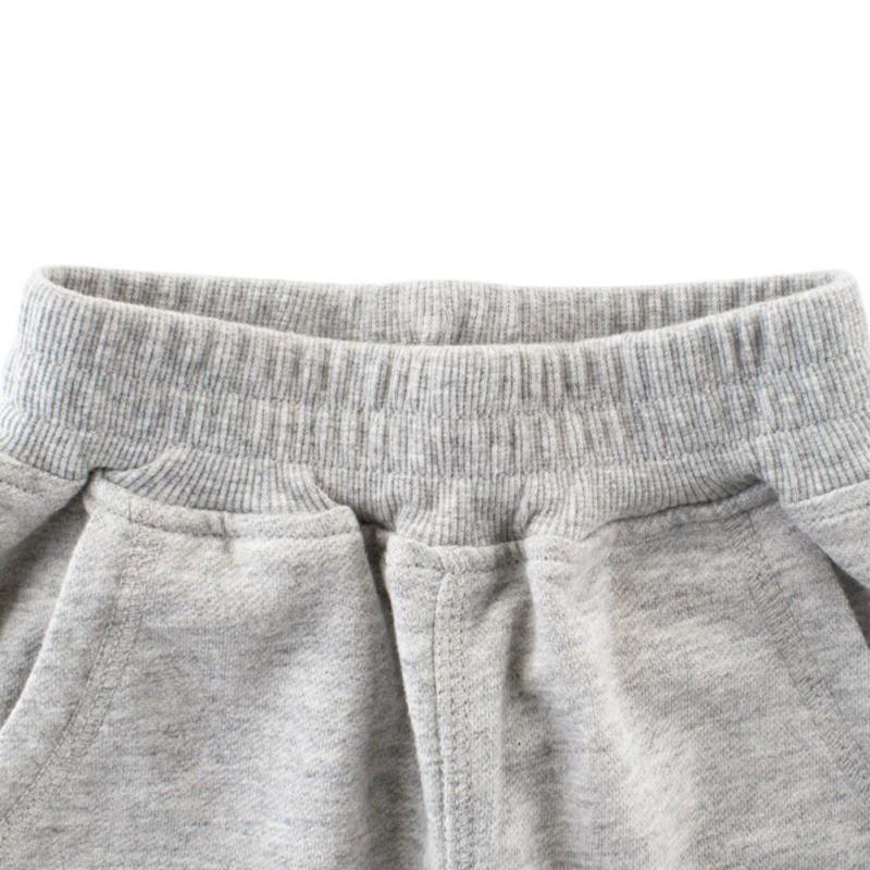 Quần Dài Thể Thao Vải Cotton Thêu Họa Tiết Xe Hơi Thời Trang Mùa Thu Cho Bé Trai