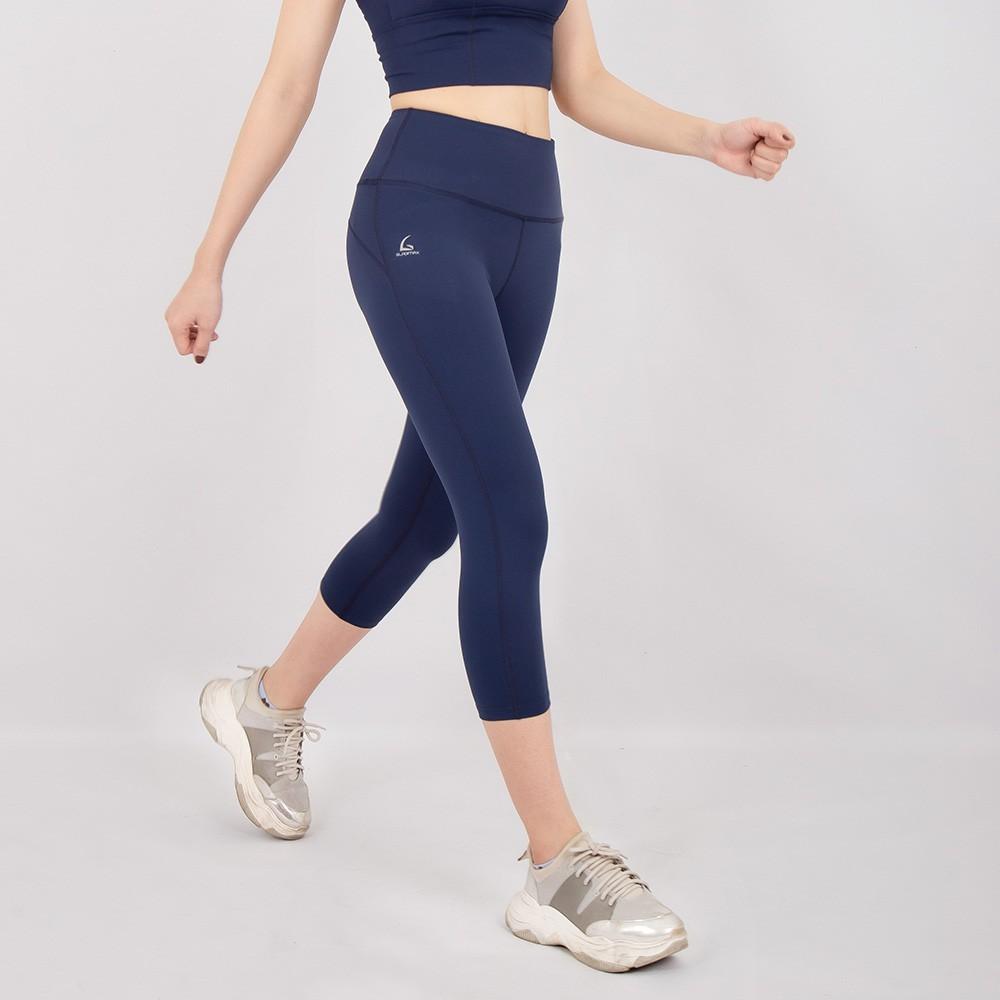 Mặc gì đẹp: Thoáng mát với Quần lửng Nữ tập Gym, yoga, aerobic