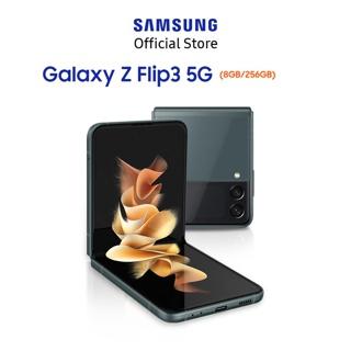 Hình ảnh Điện Thoại Samsung Galaxy Z Flip3 5G 256GB-5