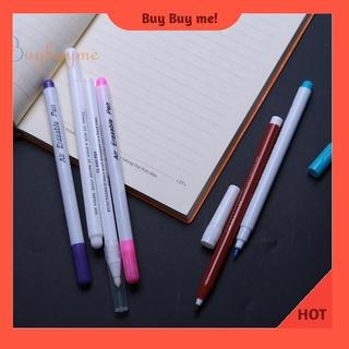 Set 6 bút lông ngòi nhỏ màu tan trong nước