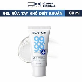 Gel Rửa Tay Khô Sạch Siêu Nhanh BLUEMAN Diệt Khuẩn 60ml ZL94 thumbnail