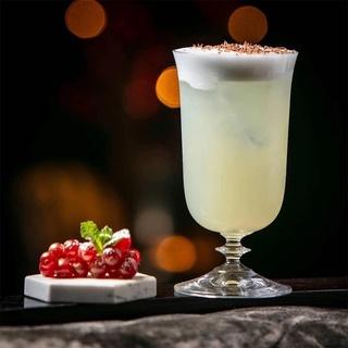 Ly Pha Lê Uống Cocktail Phong Cách Nhật Bản