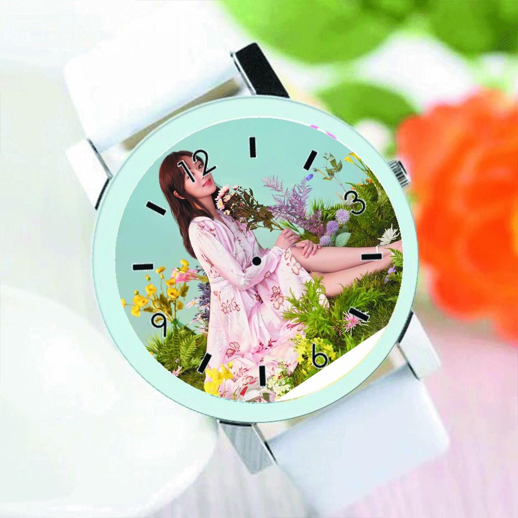 Đồng hồ đeo tay nam nữ IN HÌNH GD Big Bang phụ kiện thời trang