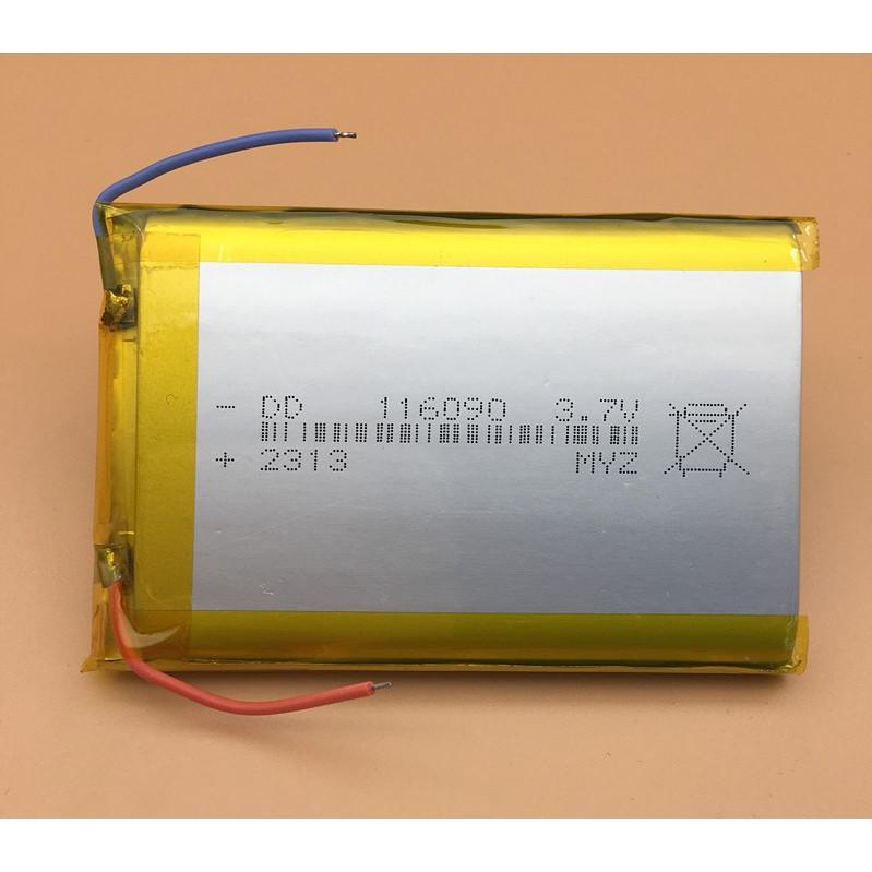 Pin Lipo - Pin Lithium Polymer 126090- 10000mAh mới 100% chuẩn dung lượng |  Shopee Việt Nam