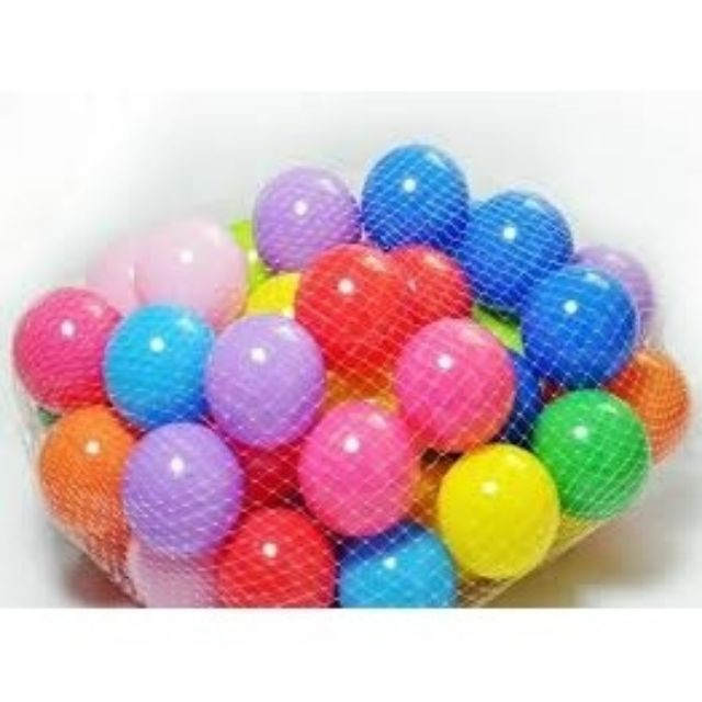 HÀNG CÓ SẴN Combo 100 quả bóng 5cm SỈ LẺ LAM NHI