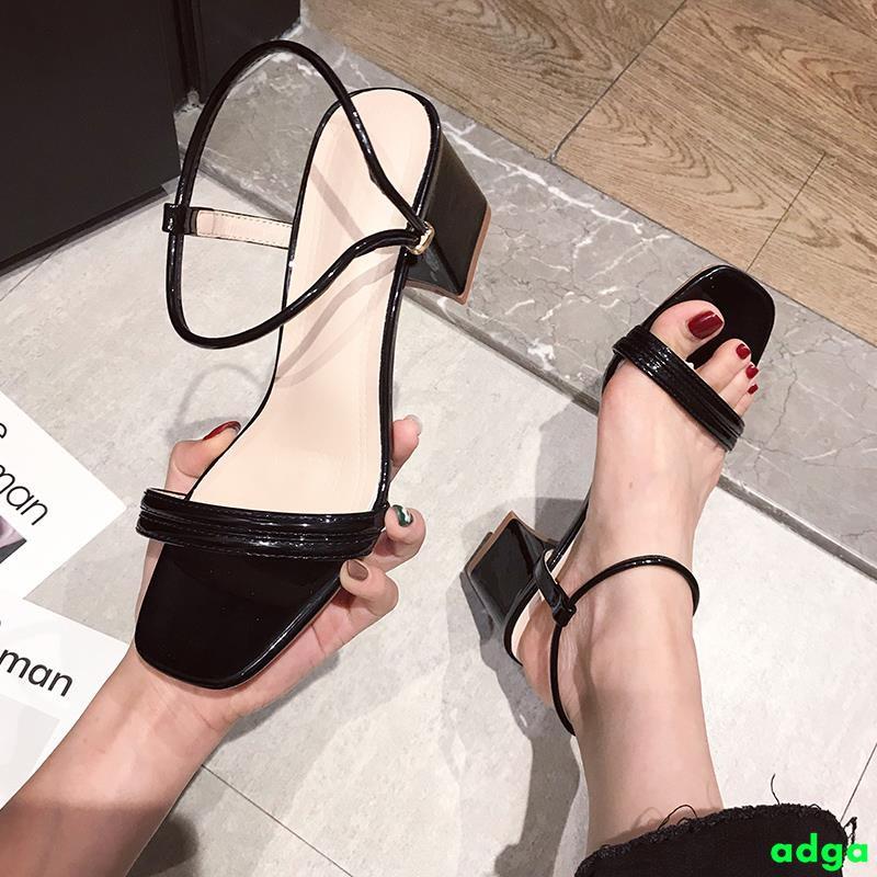 Giày sandal Hàn Quốc đế dày thời trang cho nữ - 14981041 , 2221572470 , 322_2221572470 , 331200 , Giay-sandal-Han-Quoc-de-day-thoi-trang-cho-nu-322_2221572470 , shopee.vn , Giày sandal Hàn Quốc đế dày thời trang cho nữ