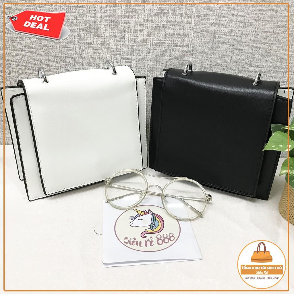 Túi Đeo Chéo Ulzzang Da Trơn Trẻ Trung - T821 Sang Trọng [Rẻ Nhất]