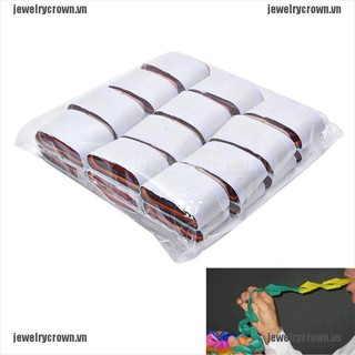 [Crown]12 Pcs/set Mouth Coils Paper Magic Tricks Magic Prop Magician Supplies Toys [VN]