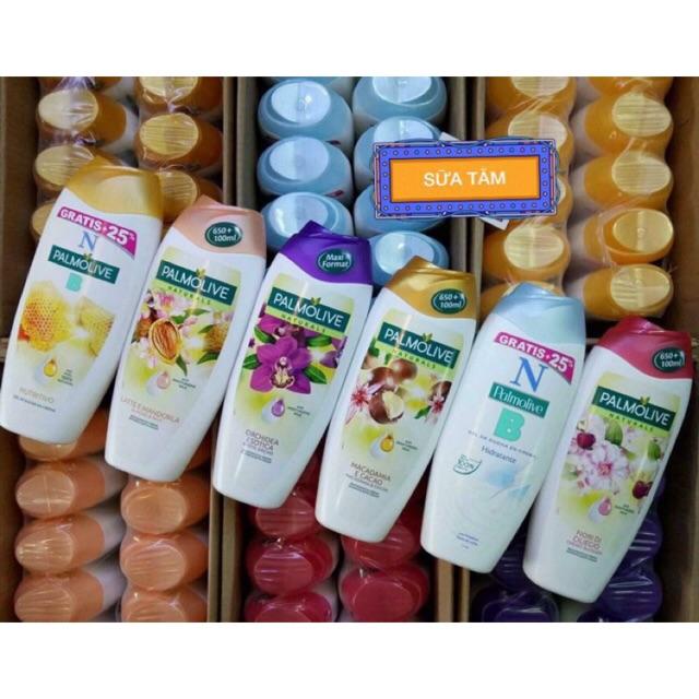 Sữa tắm Palmolive Naturals 750ml