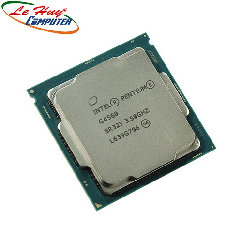 CPU INTEL PENTIUM G4560 TRAY