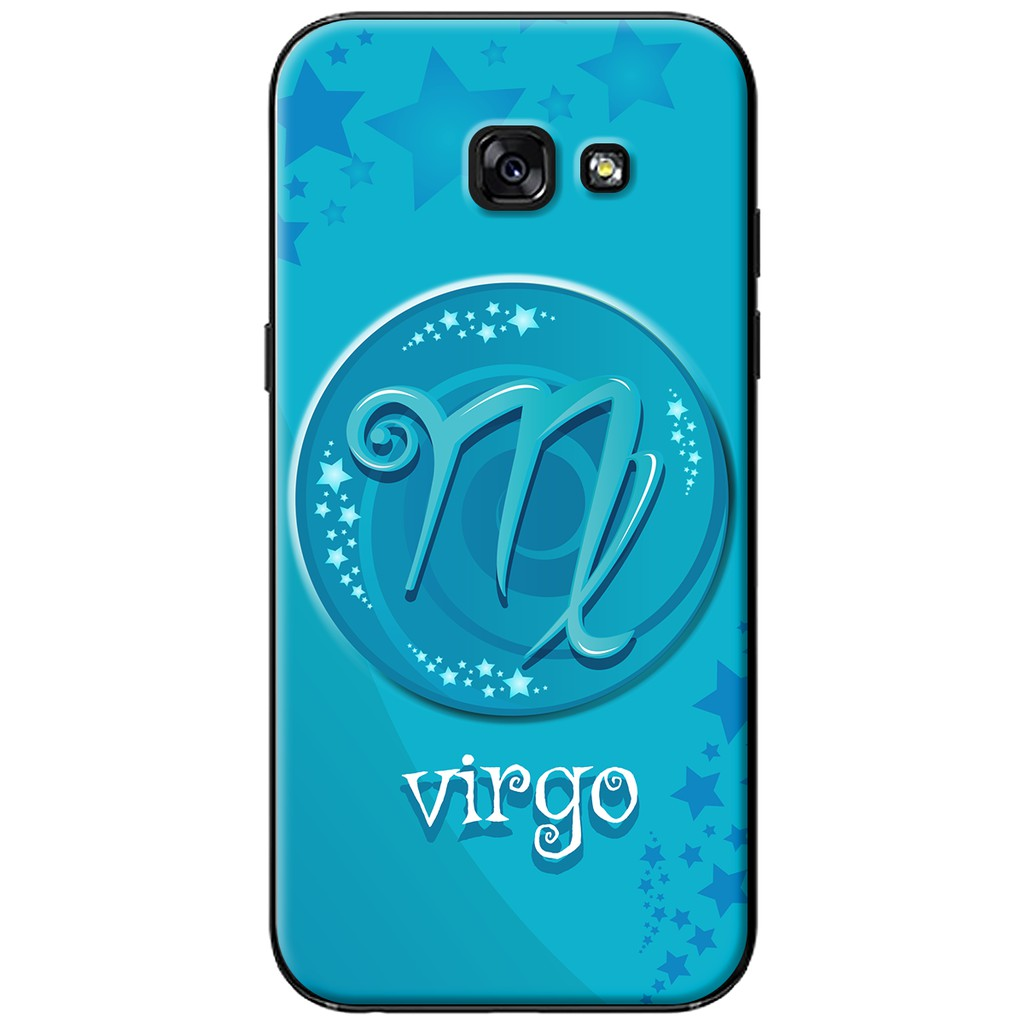 Ốp lưng Samsung A3/A5/A7 (2017) - nhựa dẻo Virgo new