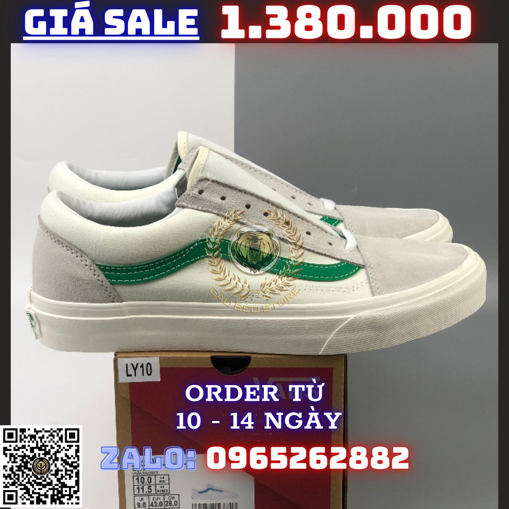 Giày Sneaker _Vans Old Skool Color Theory MSP: VN0A3DZ3RFX PHONG CÁCH ORDER + FREESHIP ➡️ gaubeostore.shop
