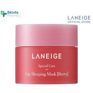 Mặt nạ môi Laneige - Laneige Lip Sleeping Mask Mini 3g - Skinfa.