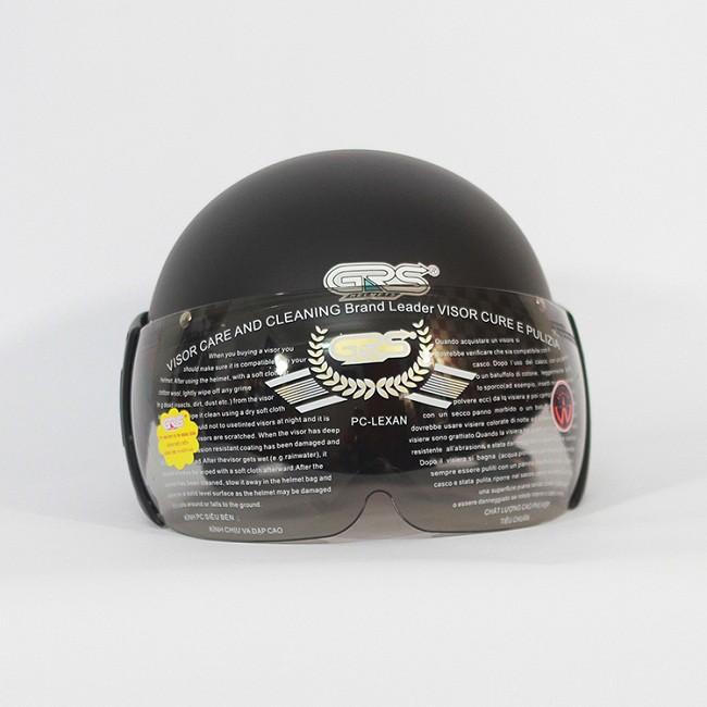 Mũ bảo hiểm nửa đầu GRS A08K