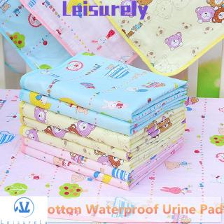 💜LEILY💜 Cover Pad Cotton Bedding Nappy Changing Newborn Baby Diaper
