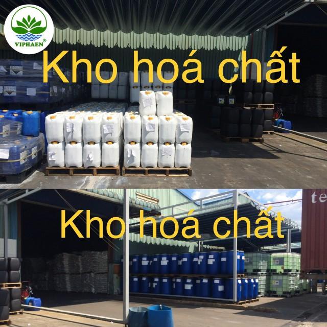 [Giá sỉ] Clorine 62% Puri Ấn Độ, Bột Clorua vôi , Chlorine khử trùng nước, đồng dùng  (Thùng 45 kg)