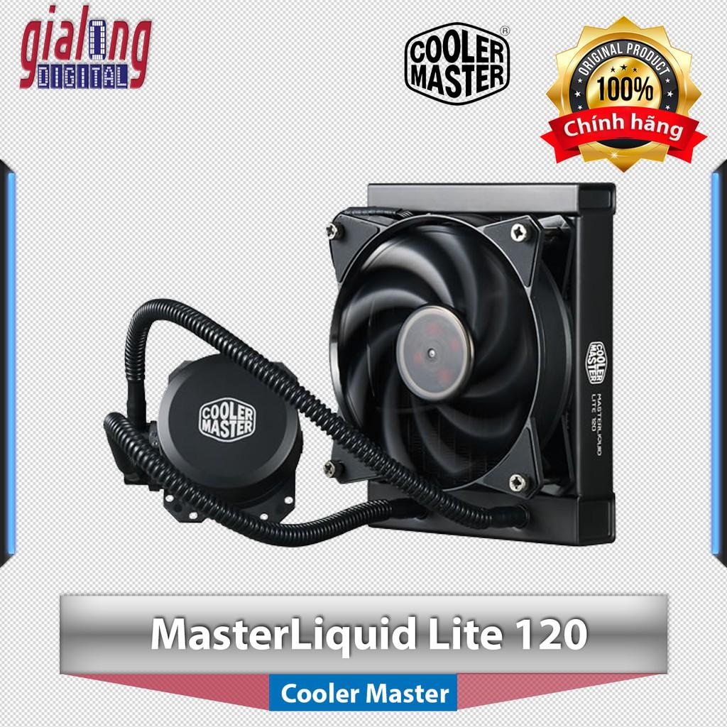 Quạt tản nhiệt nước Cooler Master MasterLiquid Lite 120