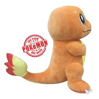 Thú bông Pokémon - Hitokage (Charmander) cao 28cm