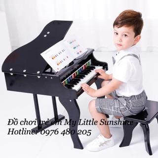 Đàn piano gỗ cao cấp cho Bé