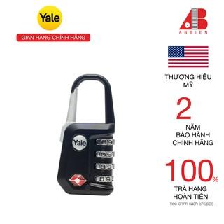Khóa Vali Du Lịch Có Mã Số Yale (Bảo hành 2 năm) YTP5 31 223 1- Hàng chính hãng thumbnail
