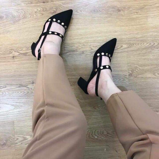 Giày cao gót 50