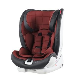 ghế ngồi ô tô cho bé fedora M5 màu đỏ