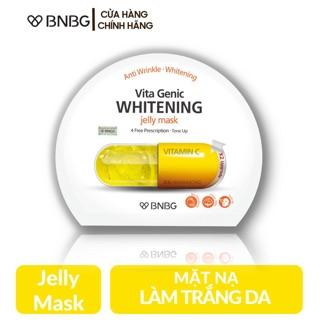 [Chính Hãng] Lẻ Miếng Mặt Nạ BNBG Vitamin C Whitening 30ml