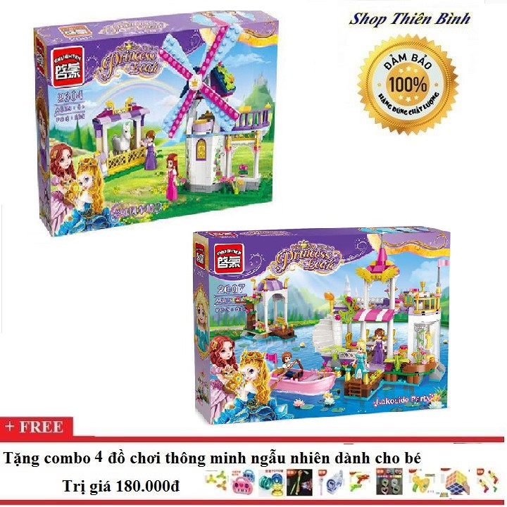 Combo 2 xếp hình lego trang trại+ lâu đài trên mặt nước - 3399796 , 825185761 , 322_825185761 , 690000 , Combo-2-xep-hinh-lego-trang-trai-lau-dai-tren-mat-nuoc-322_825185761 , shopee.vn , Combo 2 xếp hình lego trang trại+ lâu đài trên mặt nước