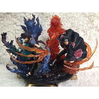 Mô hình Uchiha Sasuke & Uchiha Itachi