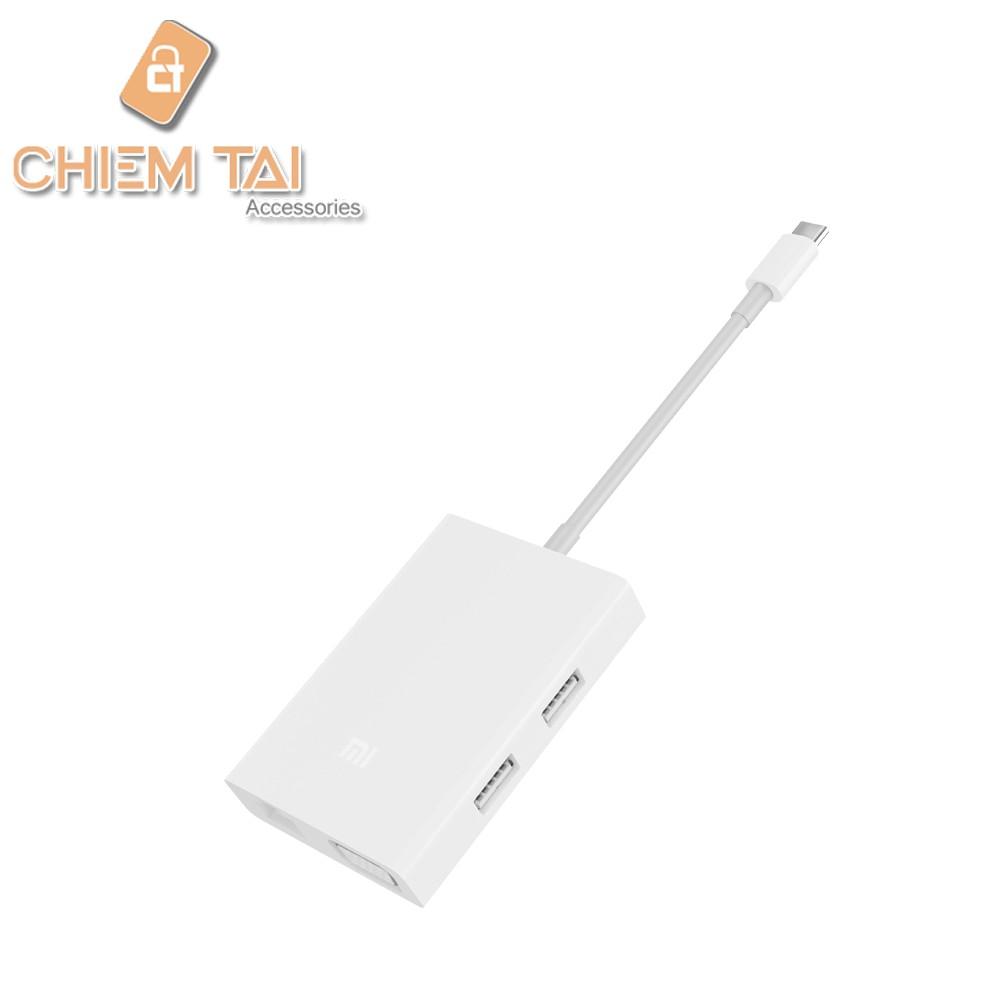 Adapter chuyển đổi đa năng USB type C sang VGA - Internet Xiaomi