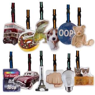 W Thùng rác Phụ kiện thẻ treo hành lý tiện dụng 46040100 thumbnail
