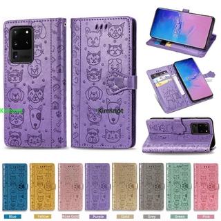 Bao Da Thời Trang Cho Điện Thoại Samsung A70 A50 A80 A40 A30 A20 A10