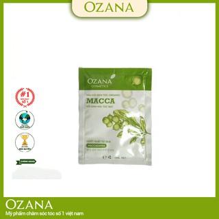 Dầu gội đen tóc,dầu gội đen tóc thảo dược dành cho tóc bạc, tóc bạc sớm OZANA (Chính Hãng 100%) MÃ OZA02 thumbnail