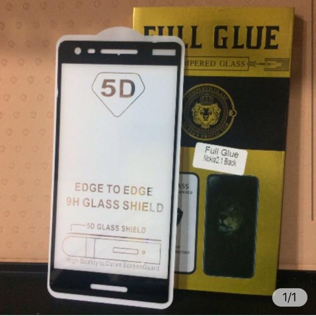Dán full màn 5D cho máy Nokia 2.1