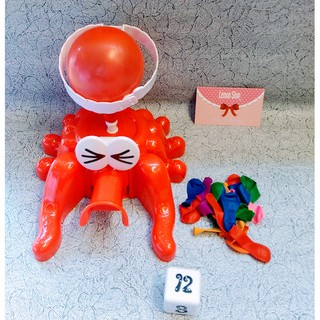 Trò Chơi Bạch Tuộc Giận Giữ – Angry Octopus