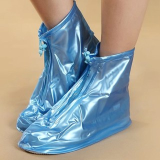 Giày ủng đi mưa giá rẻ,hợp thời trang bọc giày đi mưa bảo vệ chống thấm nước Verygood 1230