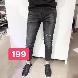[FreeShip] ❤️Quần Jean Nam Chất Đẹp Cá Tính ❤️ | Quần bò nam rẻ đẹp | quần jeans nam thời trang | Quần nam MS64