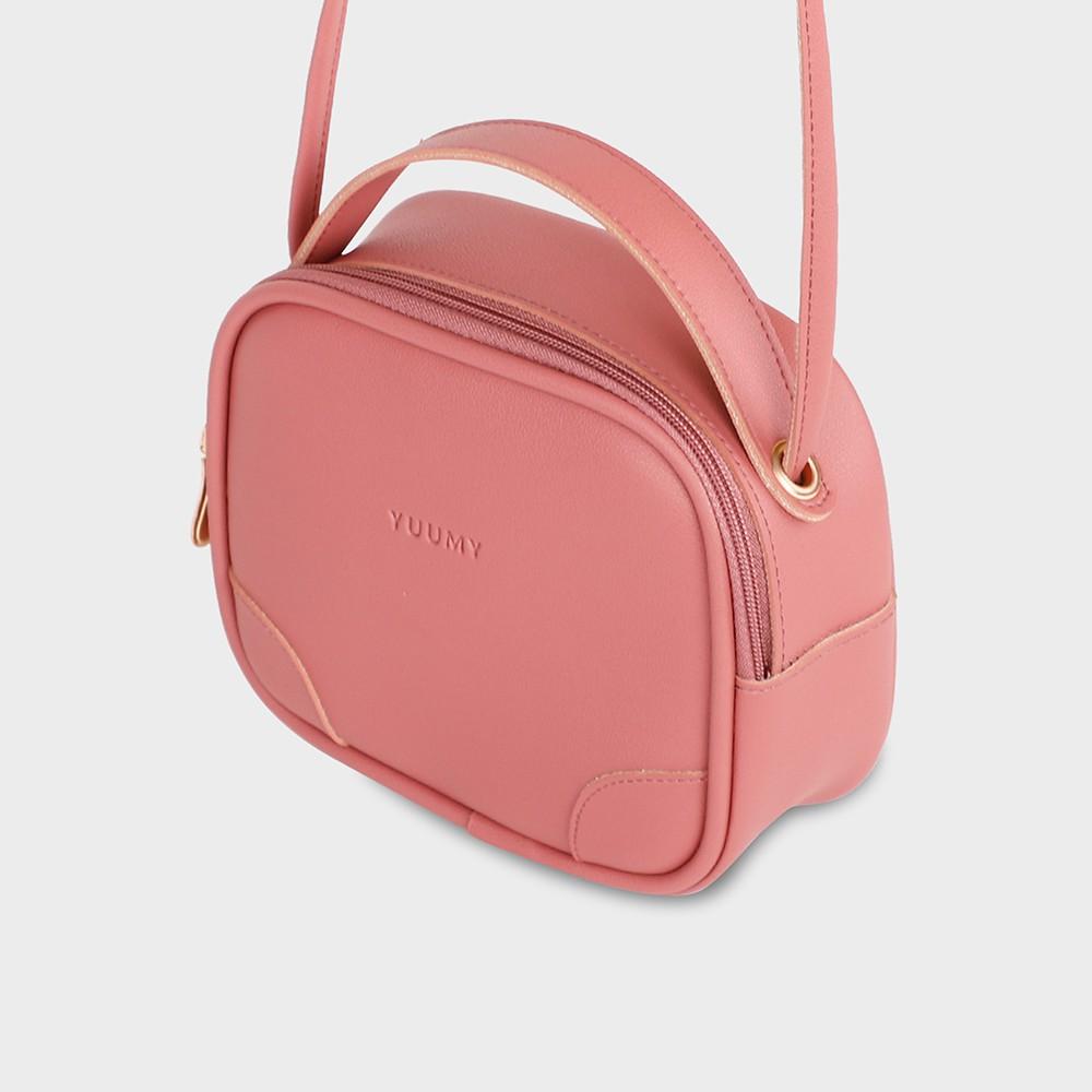 Túi đeo chéo thời trang nữ YUUMY YN43 nhiều màu