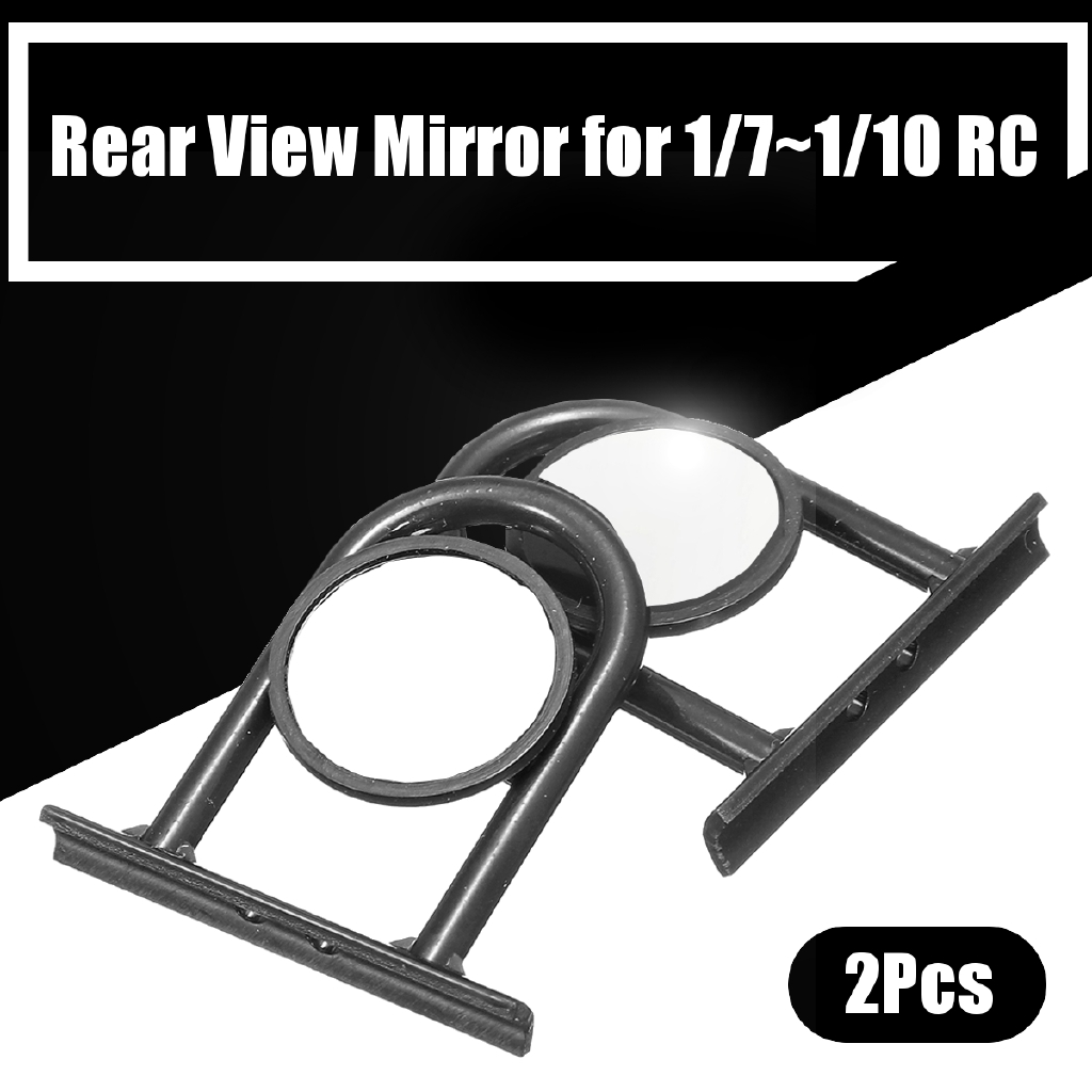 ►Rear View Mirror for 1/7~1/10 RC King Of The Hammers And Trophy Truck