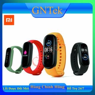 [CHÍNH HÃNG XIAOMI-CÓ TIẾNG VIỆT] Vòng đeo tay thông minh Xiaomi Mi Band 4 Mi Band 5- Theo dõi sức khỏe, Pin siêu bền thumbnail