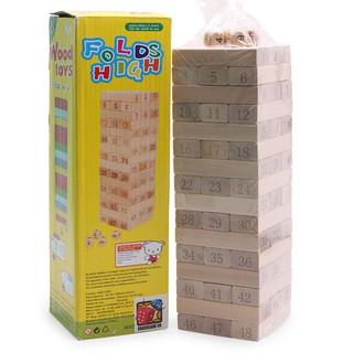 Rút gỗ số Boardgamevn cỡ lớn shop galahet349