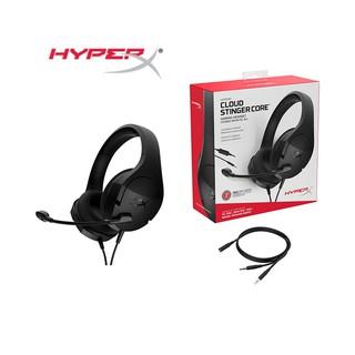 Tai nghe Kingston HyperX Cloud Stinger Core Âm thanh nổi 40mm