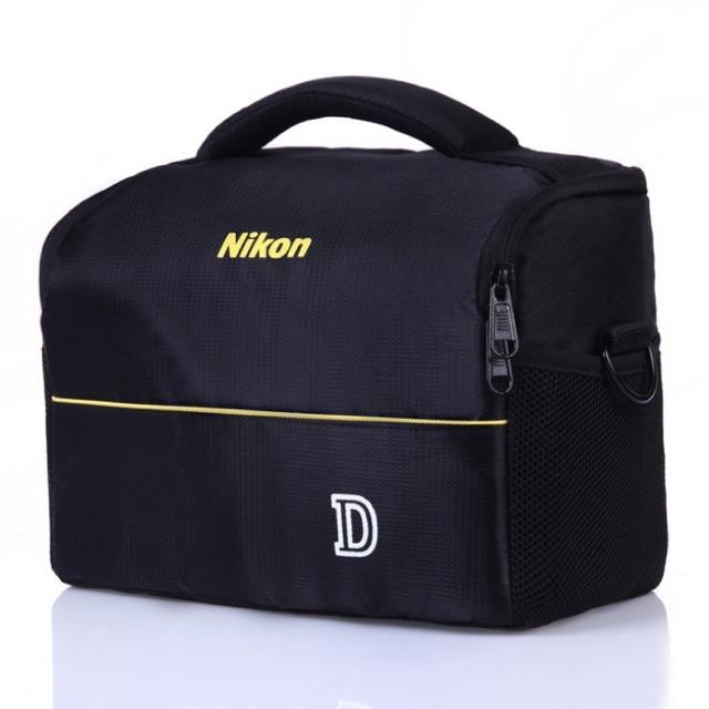 Túi đựng máy ảnh Nikon DSLR ( Combo 1 body 2 lens )